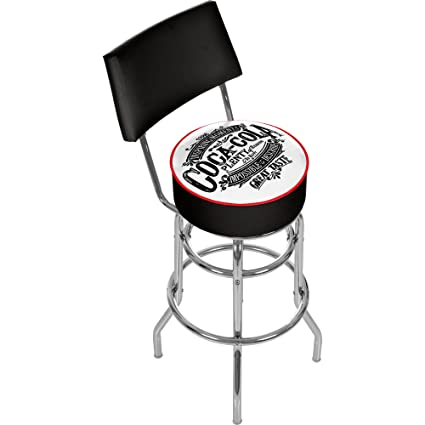 Peachy Amazon Com Coca Cola Brazil 1886 Vintage Pub Stool With Forskolin Free Trial Chair Design Images Forskolin Free Trialorg