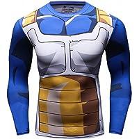 Cody Lundin Tops Fitness Apretado superhéroe Impresa Logo