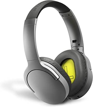 Energy Sistem Headphones BT Travel 5 ANC (Auriculares inalambricos, Active Noise Cancelling, Bluetooth, Voice Assistant, Control Talk, Foldable, Extended Battery): Energy-Sistem: Amazon.es: Electrónica
