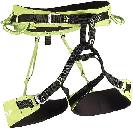 Camp Jasper CR 3 - Arnés de escalada - verde/negro Talla M ...