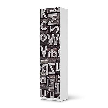 Creatisto Möbeltattoo Für IKEA Pax Schrank 201 Cm Höhe   1 Tür |  Designfolie Klebefolie Möbel