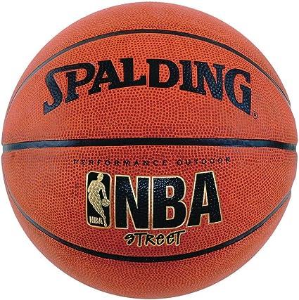 Spalding NBA Street – Balón de baloncesto - 73770, Juvenil Tamaño ...