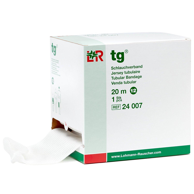 Lohmann & Rauscher TG Tubular Bandage, Size 12 12 cm x 20 m, 14.72 Ounce