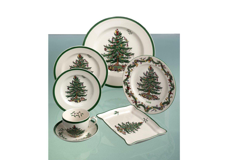 Spode Christmas Tree Tea Saucer 30CTR019