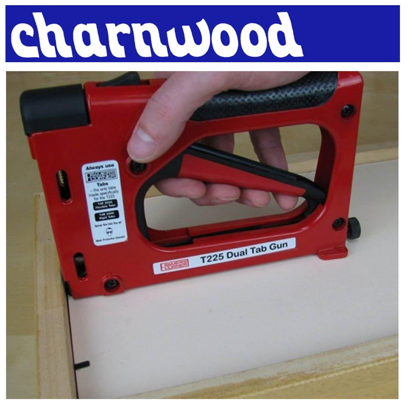 Picture Frame Assembly Tab Gun Framers Corner (charnwood) T225