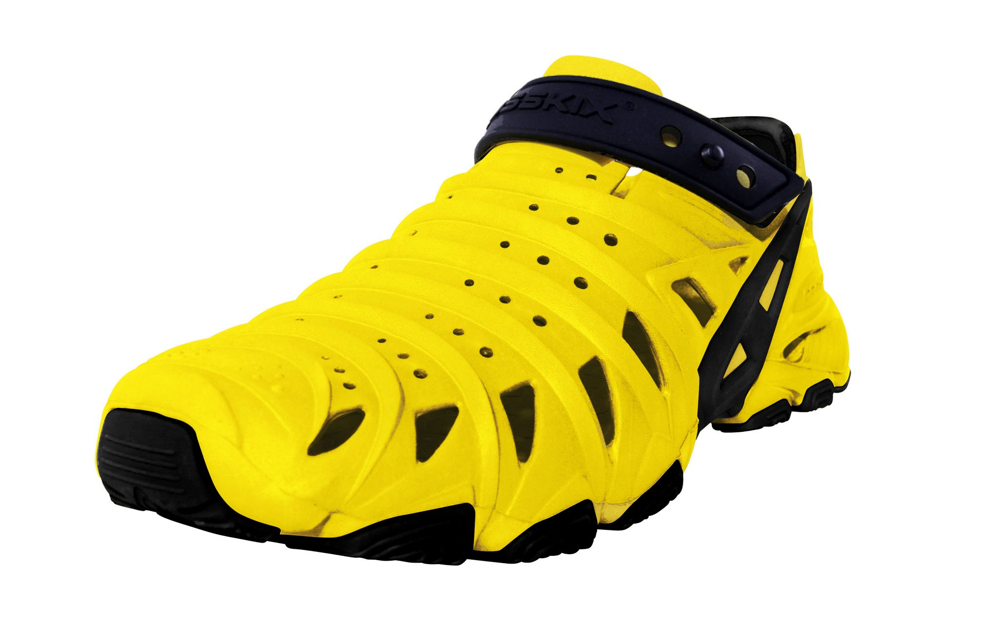 CrossKix Unisex 2.0 Athletic Water Shoes (M6W8, Yellowjacket) by CrossKix