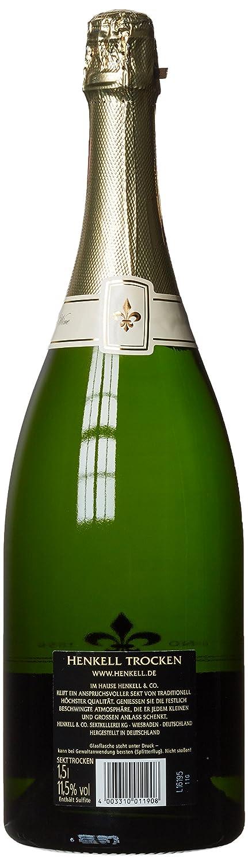 Henkell Feiner Sekt Trocken (6 x 0,375 l): Amazon.de: Bier, Wein ...