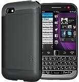 TUDIA LITE, TPU Bumper Protective Case for BlackBerry Classic/Q20/SQC100 (Black)