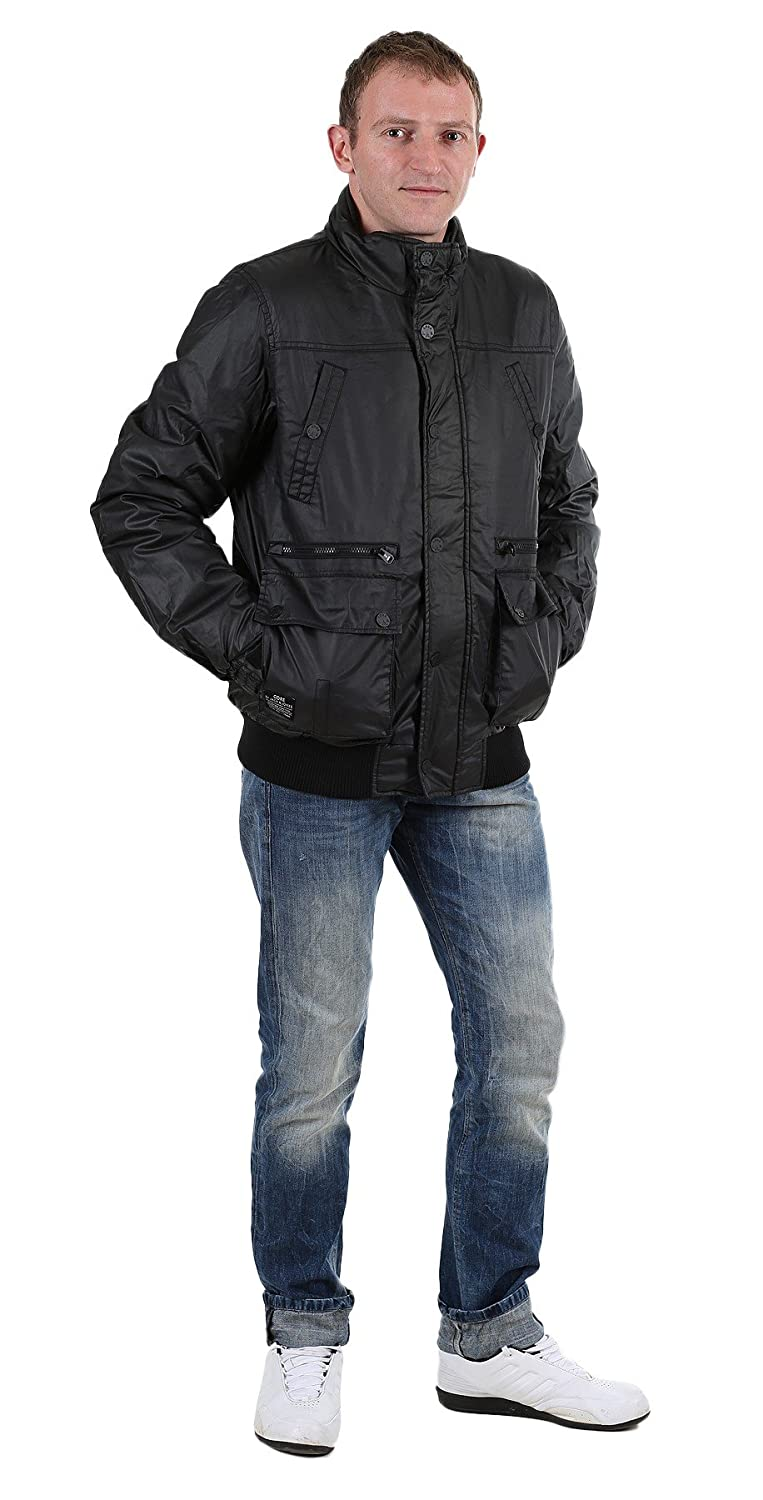 Jack & Jones Leox JKT Core AUT 13 Men's Jacket Black 12067173