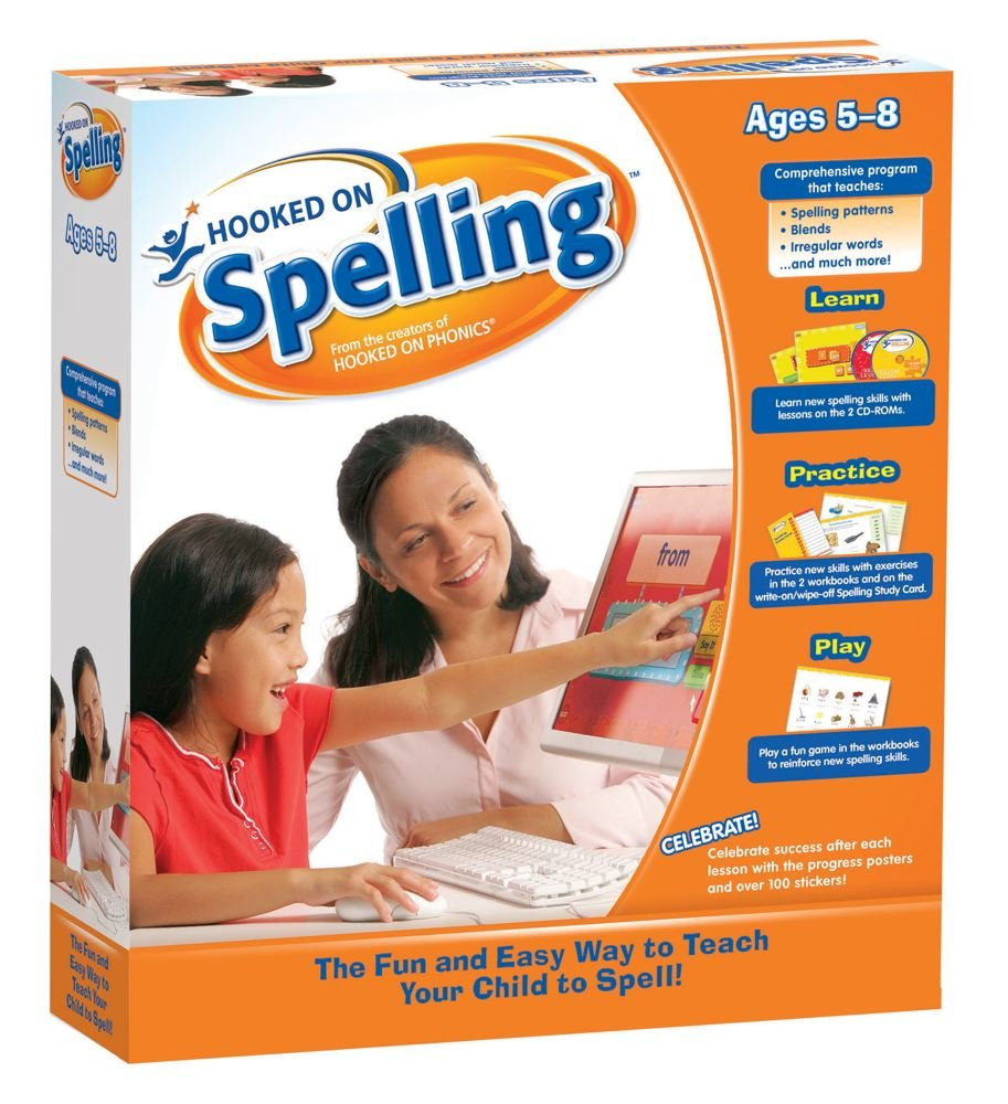 Hooked on Spelling (Hooked on Phonics) by Hooked on Phonics