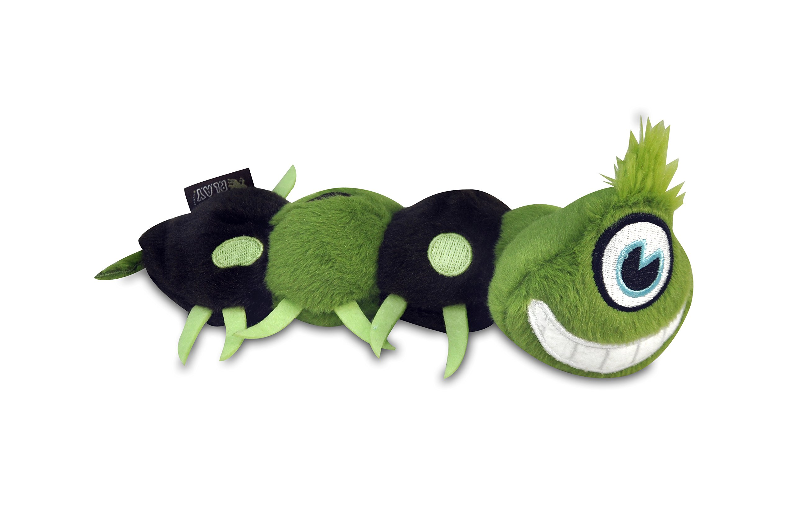 P.L.A.Y. - Monster Toy Collection Scurry Monster with Squeaker Pet Toy - Green