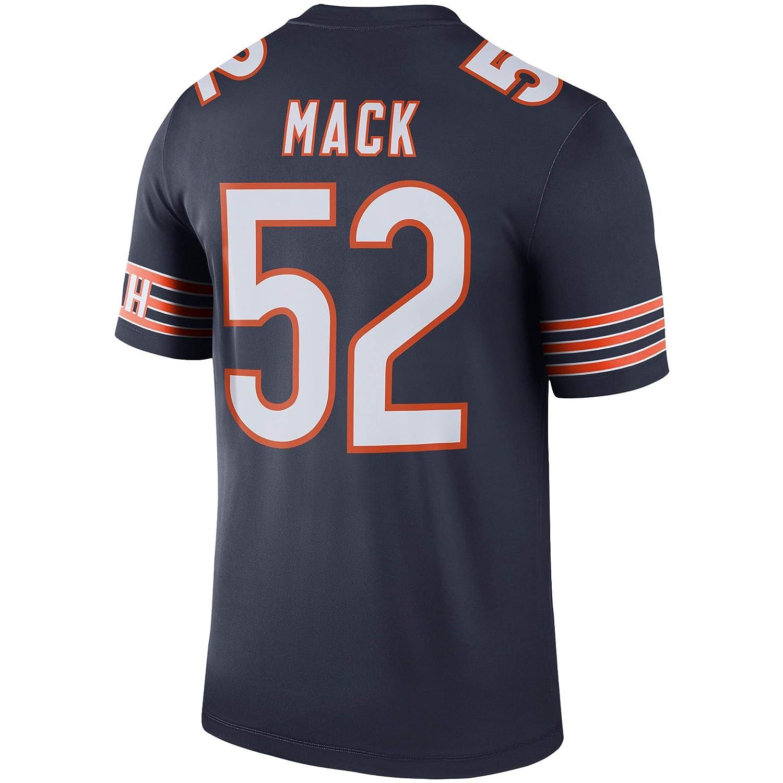 93e44465 Amazon.com : Mitchell & Ness Men's Chicago Bears #52 Khalil Mack NFL Jersey  : Clothing