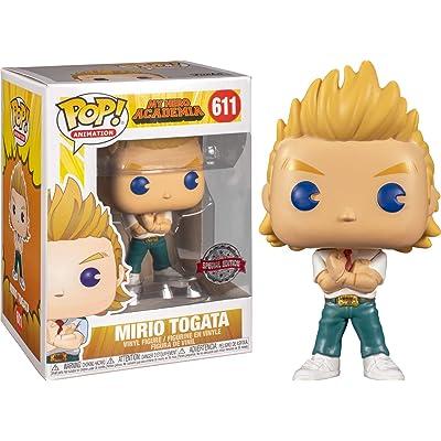 Funko Pop My Hero Academia Mirio Togata Exclusive: Toys & Games