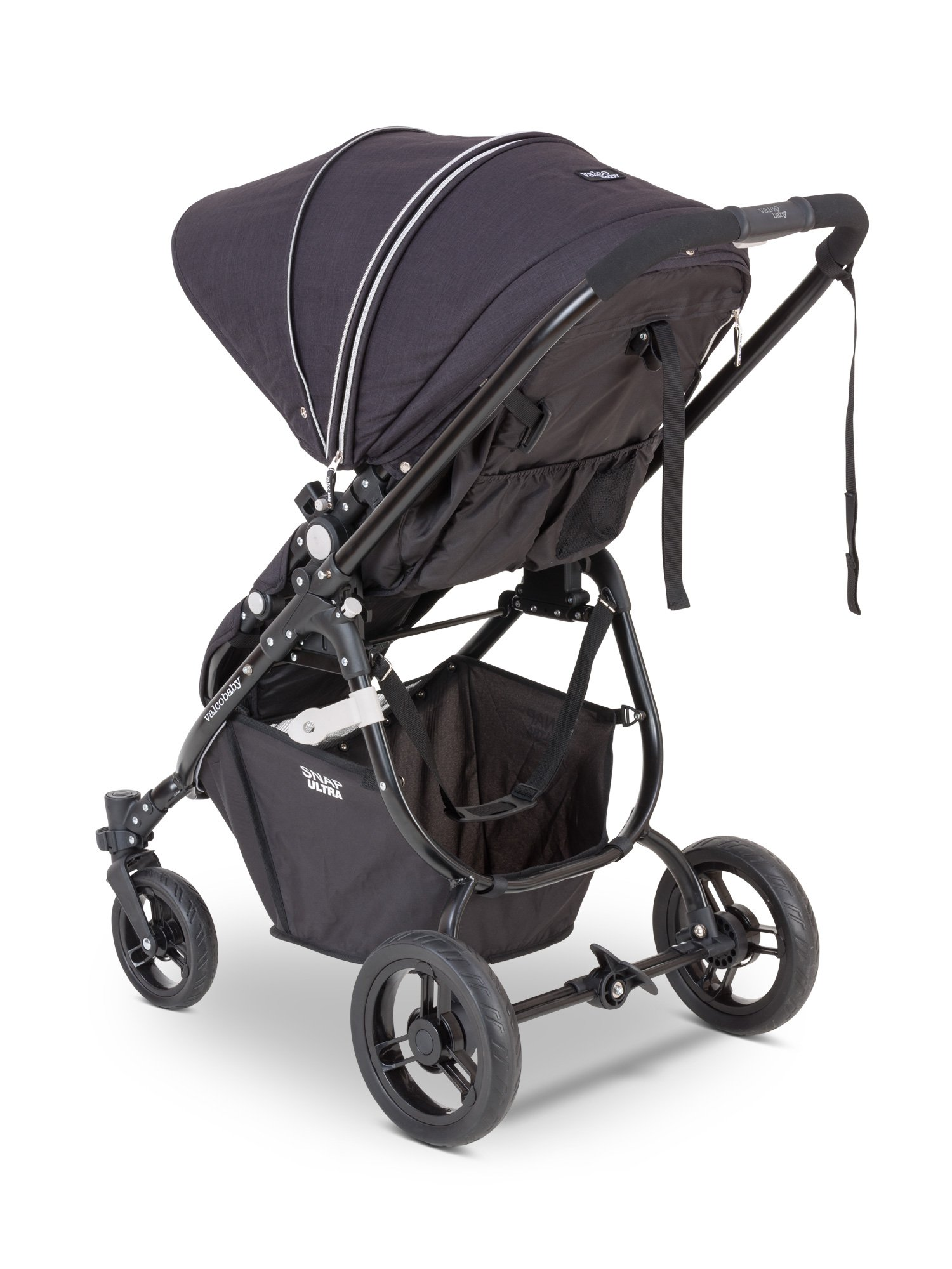 Valco Baby Snap Ultra Lightweight Reversible Stroller (Black Night) by Valco Baby (Image #4)