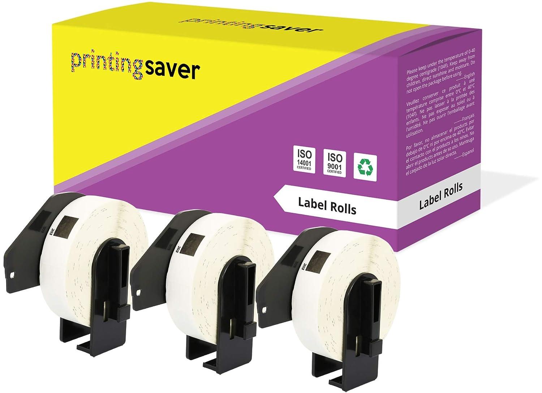 10x DK-11201 29 x 90 mm Adressetiketten (400 (400 (400 Stück Rolle) kompatibel für Brother P-Touch QL-1050 QL-1060N QL-1110NWB QL-1100 QL-500 QL-500BW QL-570 QL-580 QL-700 QL-710W QL-800 QL-810W QL-820NWB B07NY9JZJP | Üppiges Design  32c0d2