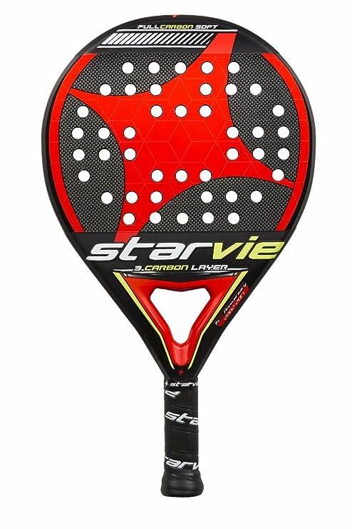 Pala padel Starvie 8.3 Carbon Soft: Amazon.es: Deportes y ...