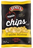 Seneca Golden Delicious Apple Chips, 2.5 Ounce (Pack of 12)