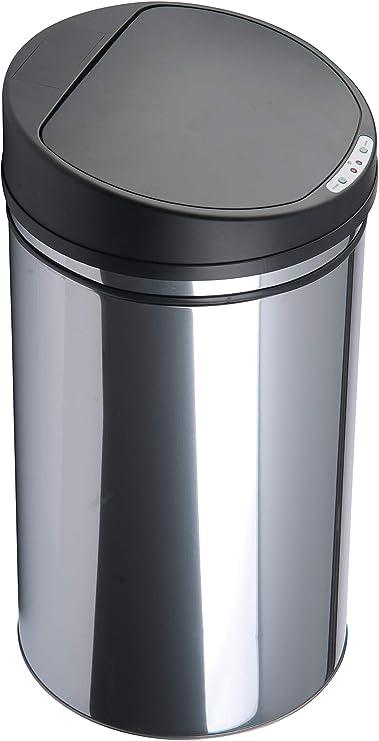 Luxus Sensor Mülleimer Automatik Abfalleimer 42 Liter Papierkorb Push Bin