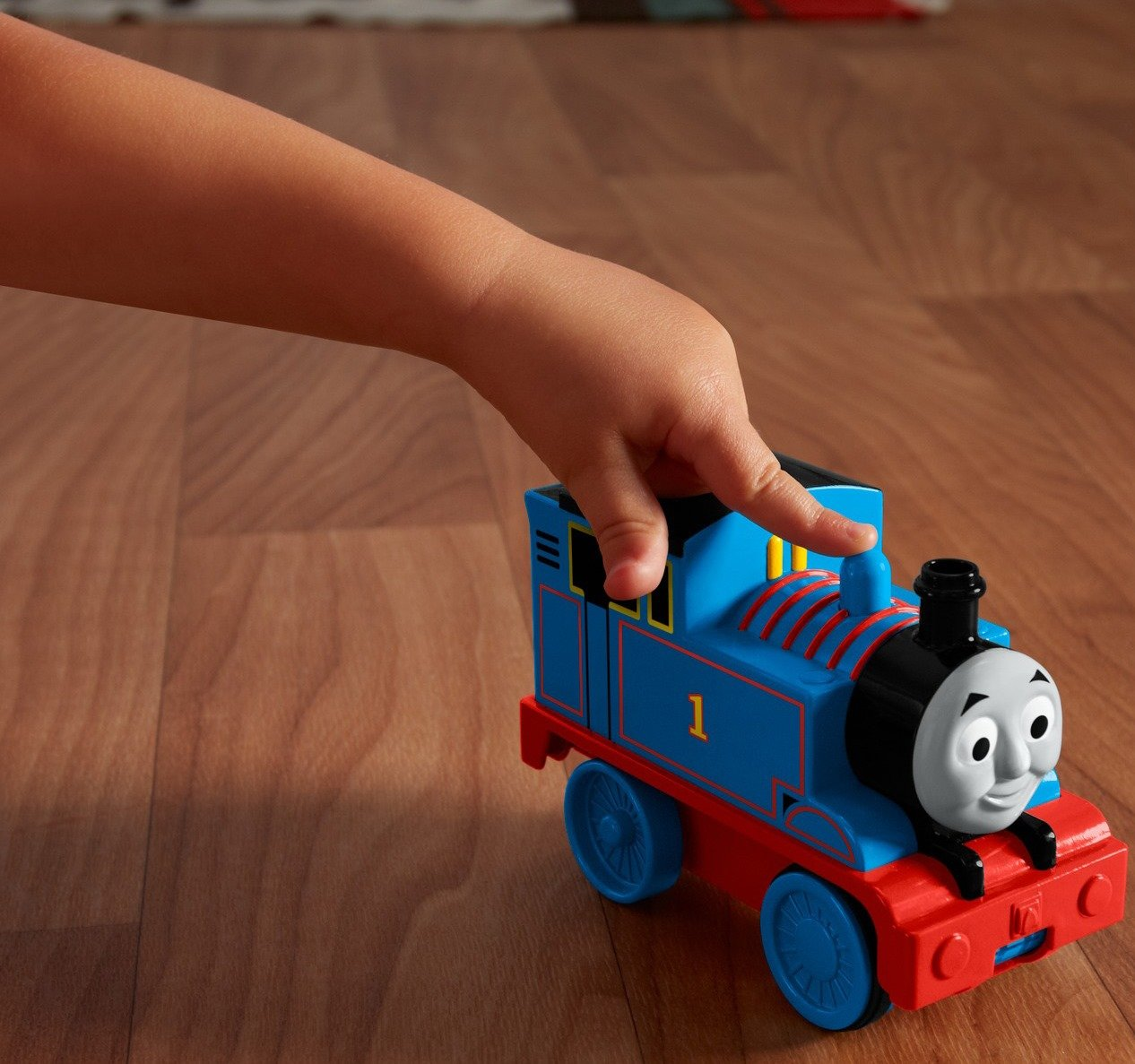 Amazon.com: Thomas & Friends Fisher-Price My First, Track Projector ...