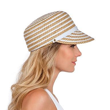 Eric Javits Luxury Fashion Designer Women s Headwear Hat - Dame Cap ... 5251f27932e