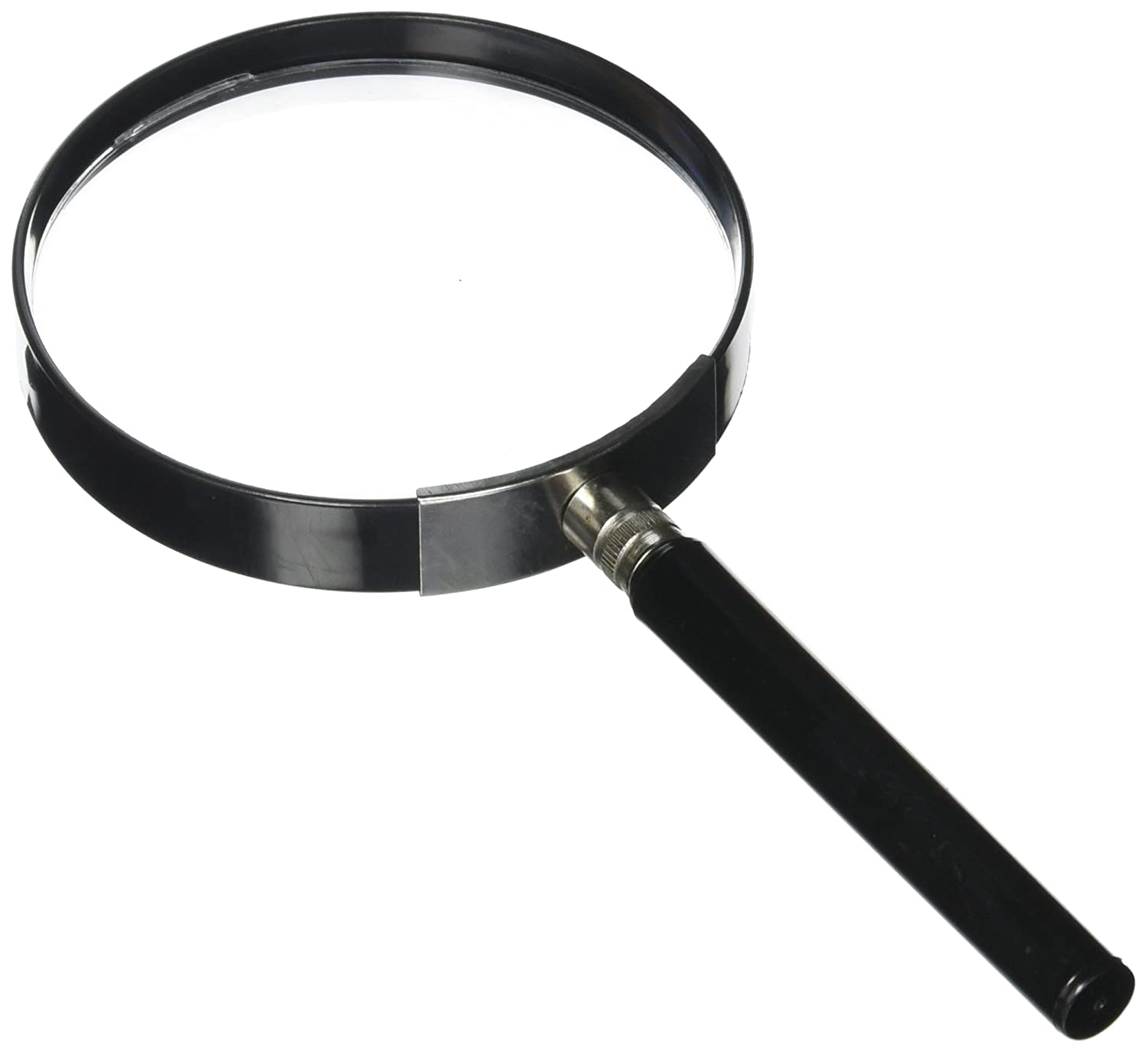Hey Large and Durable Plastic Lens Magnifier for Toddler Kids Jumbo Magnifying Glass with 3X Magnification Play