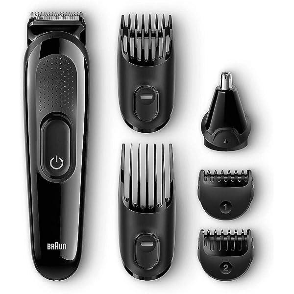 Braun MGK3020 Set de Afeitado Multifunción con Recortadora Barba y ...