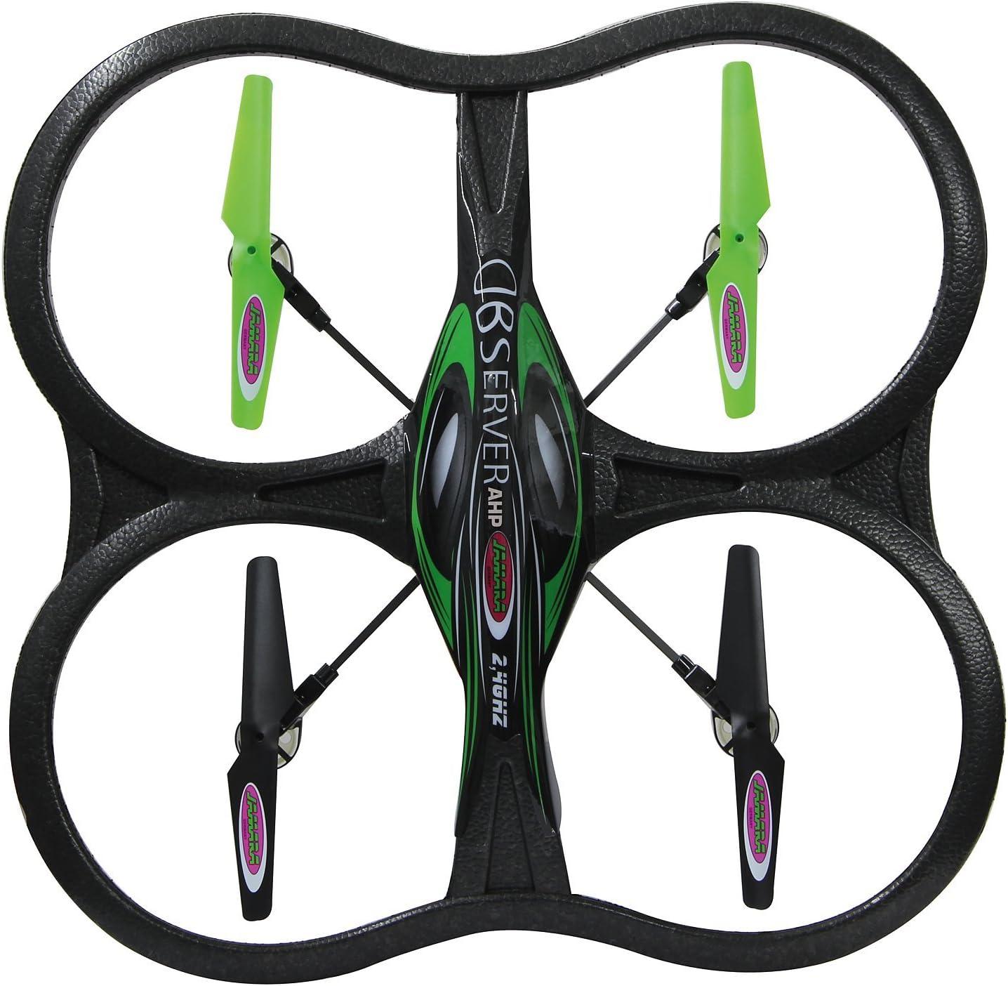 Jamara 038551 - Observer AHP Quadrocoptero Kamera/Kompass