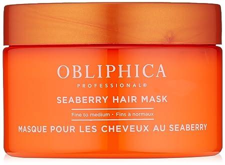Obliphica Professional Seaberry Fine to Medium Mask, 8.5 Fl Oz