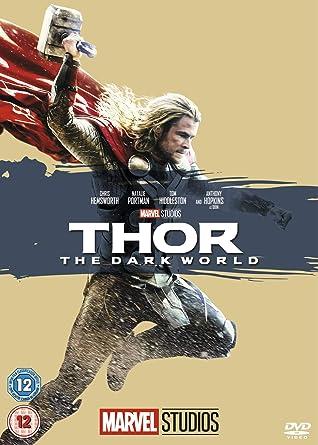 Amazon Com Thor The Dark World Dvd 2013 Movies Tv