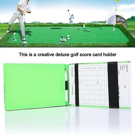 Soporte para Tarjeta de puntuación de Golf Keepers - Premium ...