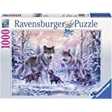 Ravensburger Arctic Wolves, 1000pc Jigsaw Puzzle