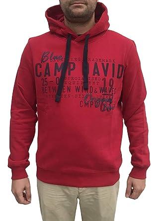 Camp David Herren Hoodie CCU 1855 3026 M L XL XXL XXXL (M