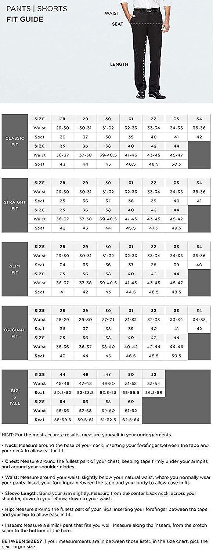 Details about  /Haggar Men/'s Cool 18 Pro Slim Fit Premium Flex Fla Choose SZ//color