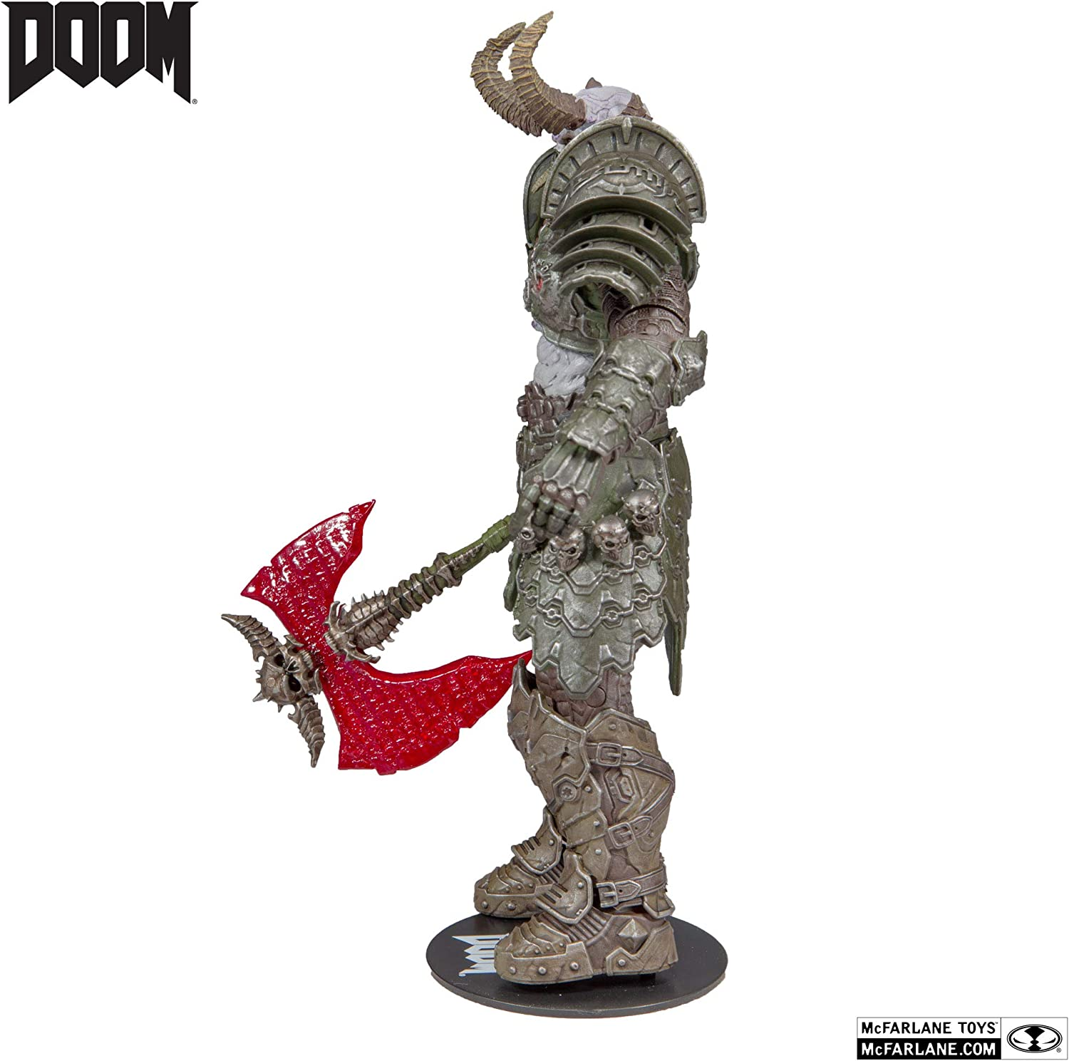 Amazon Com Mcfarlane Toys Doom Marauder Action Figure Toys Games