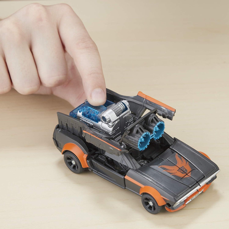 Transformers Saga/ /Giocattolo convertibile 2/in 1 /Robot Propulsion Power Series 11/cm/
