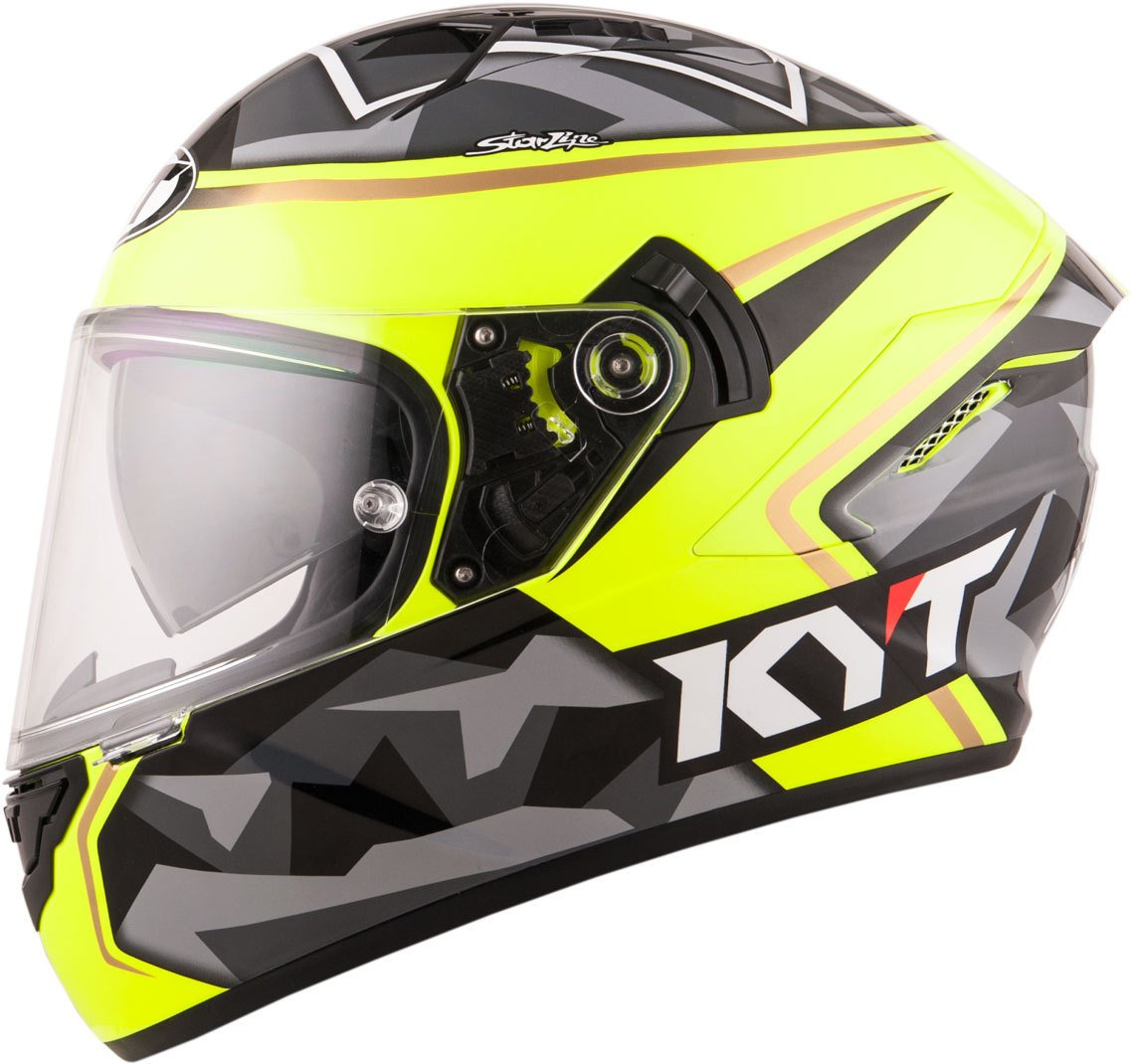 Amazon.es: KYT casco Moto Integral nf-r, Espargaro Replica 2017, talla XL 61 - 62 cm