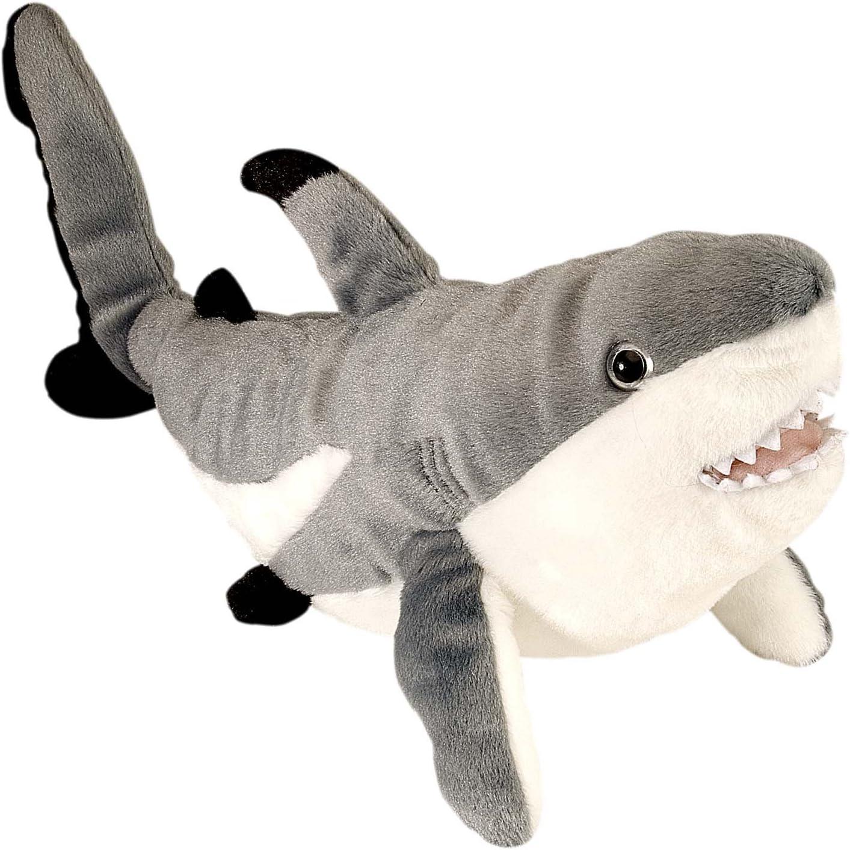 Wild Republic - Tiburón de Peluche (10952): Amazon.es: Juguetes y juegos