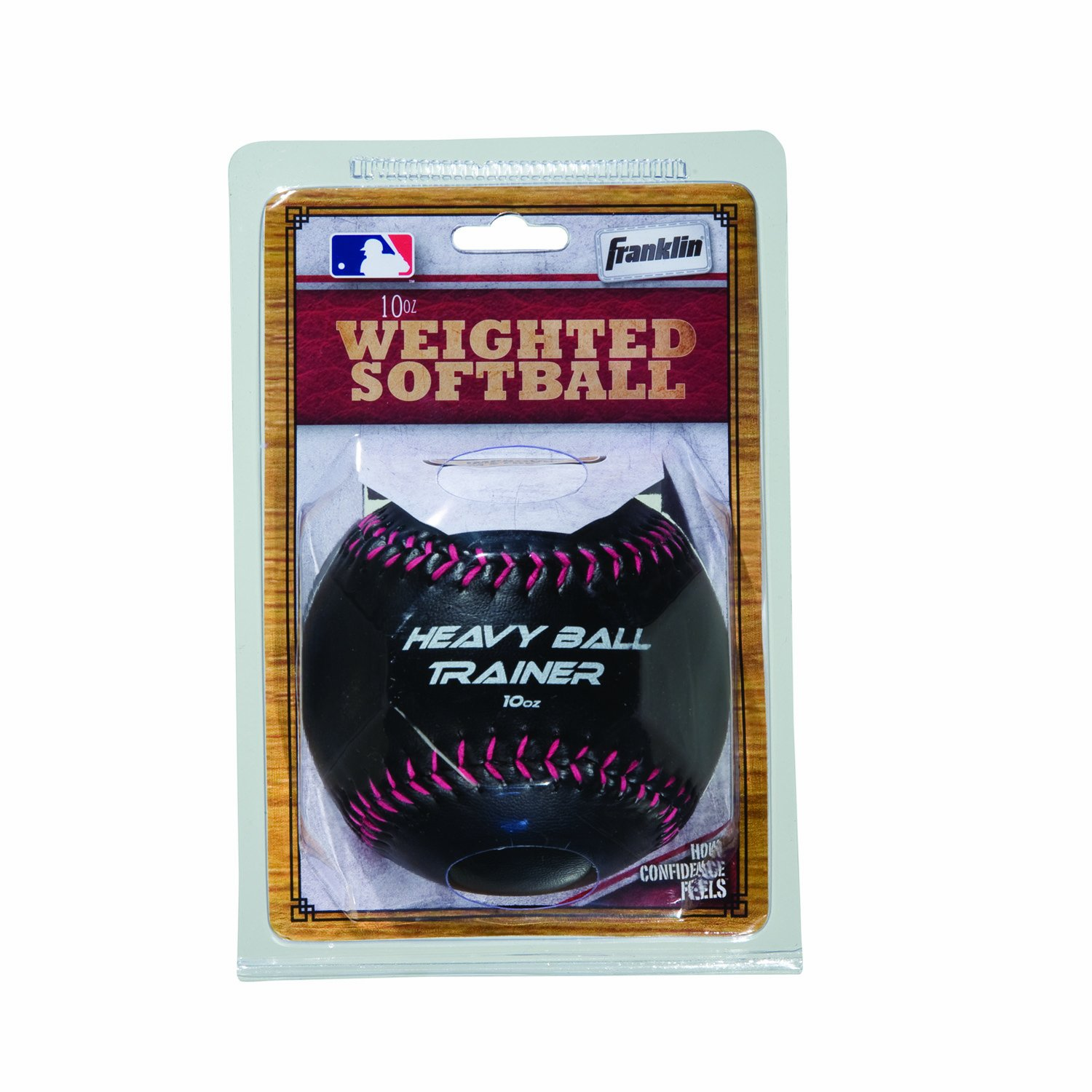 Franklin Sports Weighted Softball, 10 oz 2115
