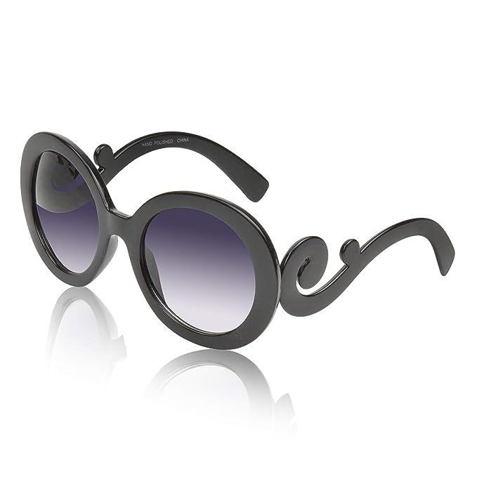 Amazon.com: Gafas de sol de gran tamaño para mujeres/hombres ...