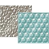 Next Level Embossing Folders by We R Memory Keepers-Gemstones
