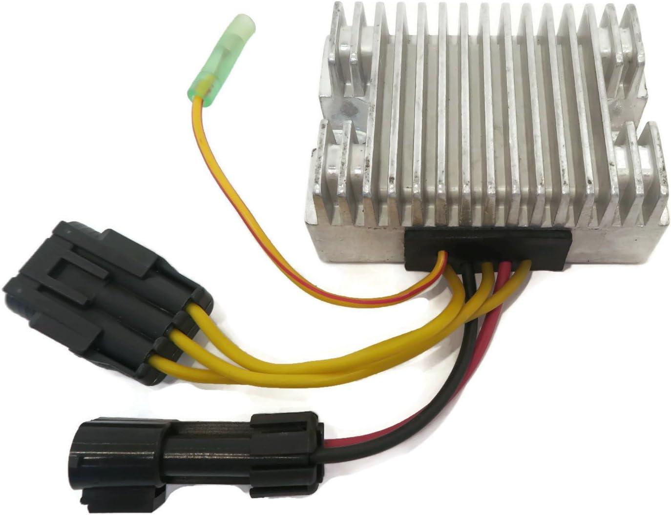 Voltage Regulator Rectifier For Polaris Trail Blazer 250 1999 2000 2001