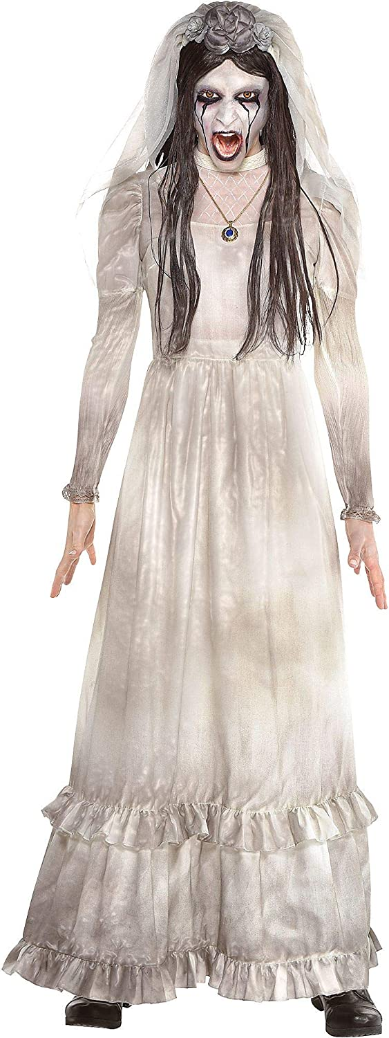 La Llorona Halloween Costume with Accessories