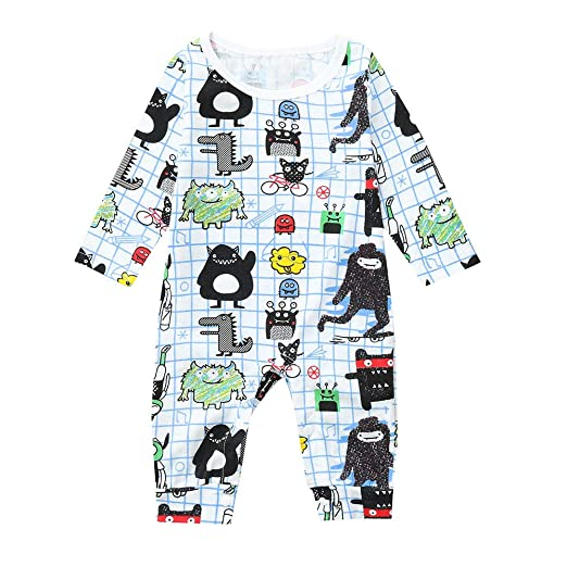 b491d1506c21 Amazon.com  AMSKY❤Baby Outfits Set