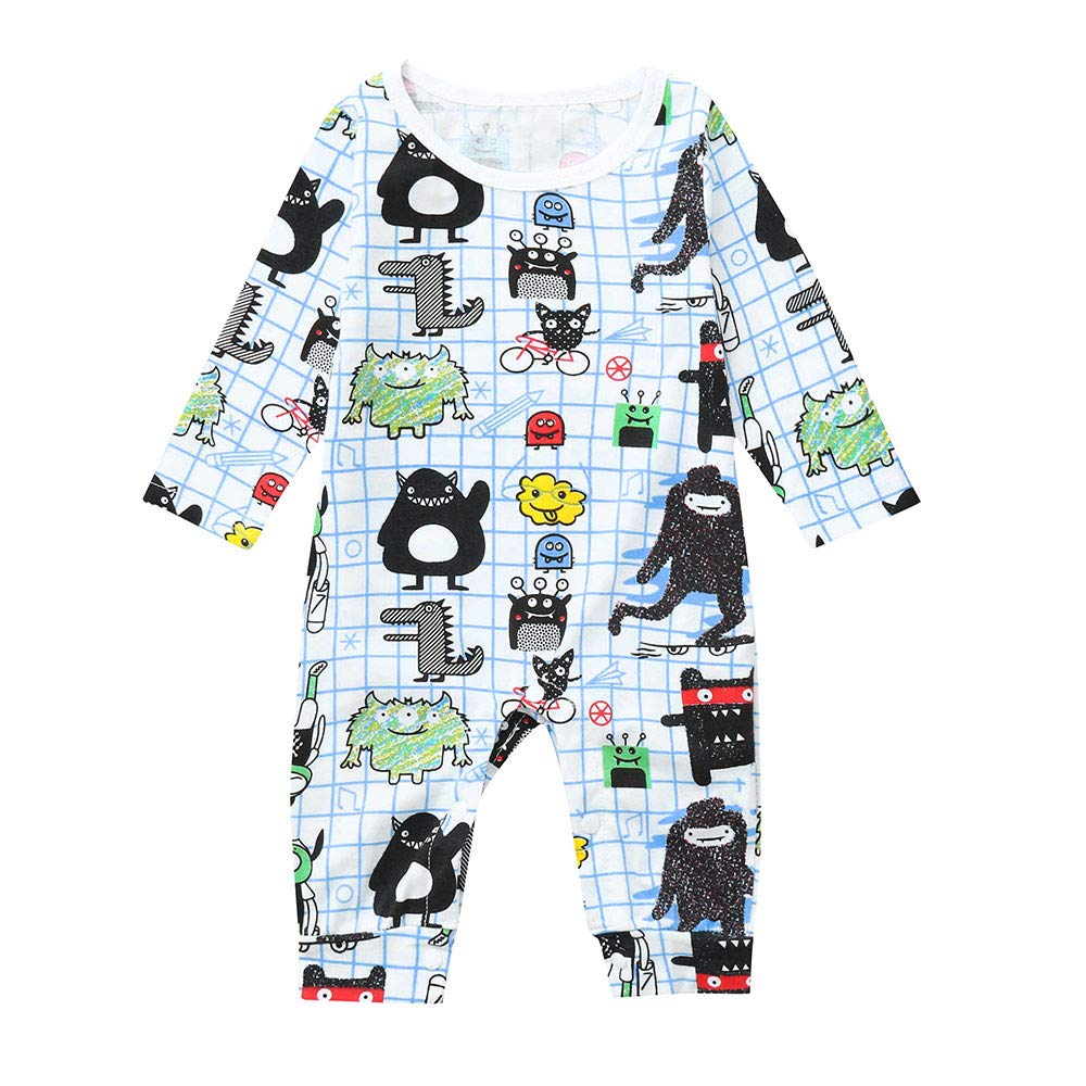 AMSKY❤Baby Outfits Set,Newborn Infant Baby Girl