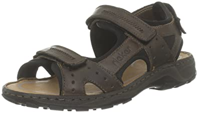 b206ee72936e Rieker Men s 26061 41 Fashion Sandals  Amazon.co.uk  Shoes   Bags