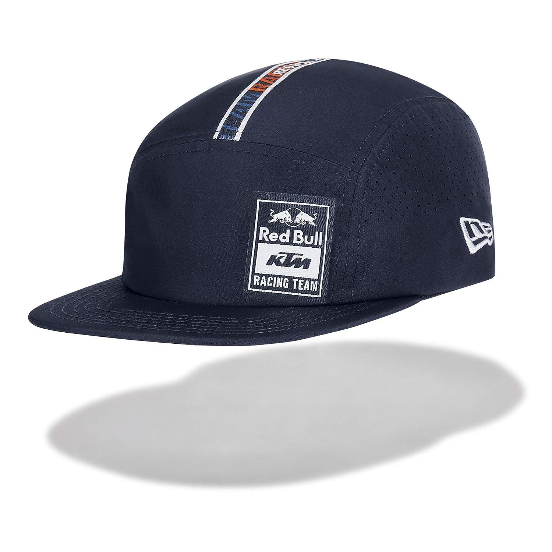 Red Bull KTM New Era Letra Camper Gorra, Azul Unisexo Talla única ...