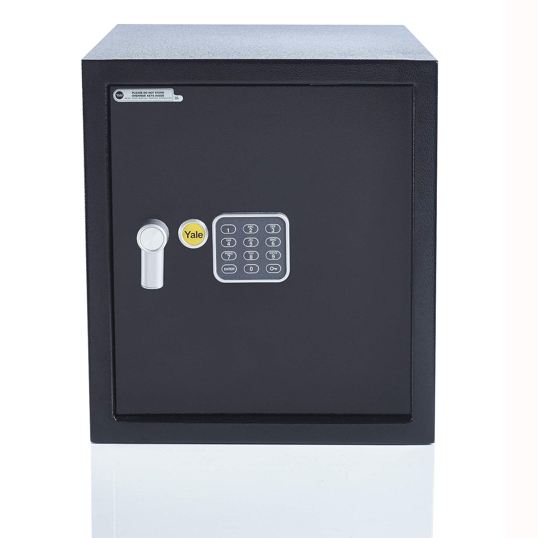 Yale YLC/200/DB1 - Caja fuerte con alarma para ordenador ...