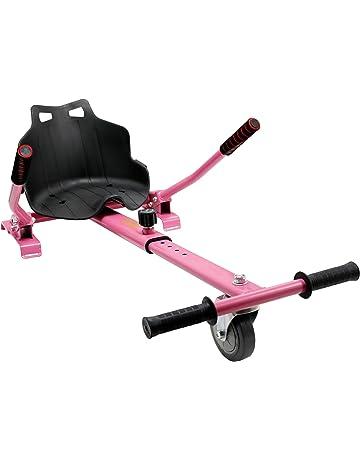 Hiboy-Asiento Kart para Patinete Eléctrico, Silla Self Balancing Compatible con Todos los Patinetes