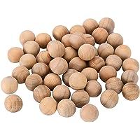 Bolas de madera de cedro repelente de polillas