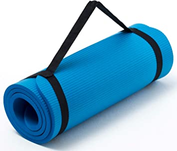 Physioworld Exercise Mat 10 15mm Pilates Fitness Bulk Buy Discount Available Amazon Co Uk Sports Outdoors